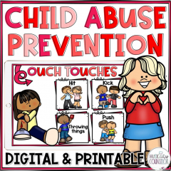 child abuse prevention, erin's law, safe touch, physical abuse prevention, sexual abuse prevention