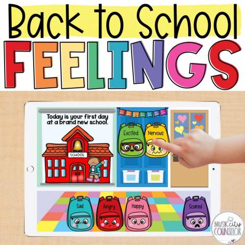 back to school feelings