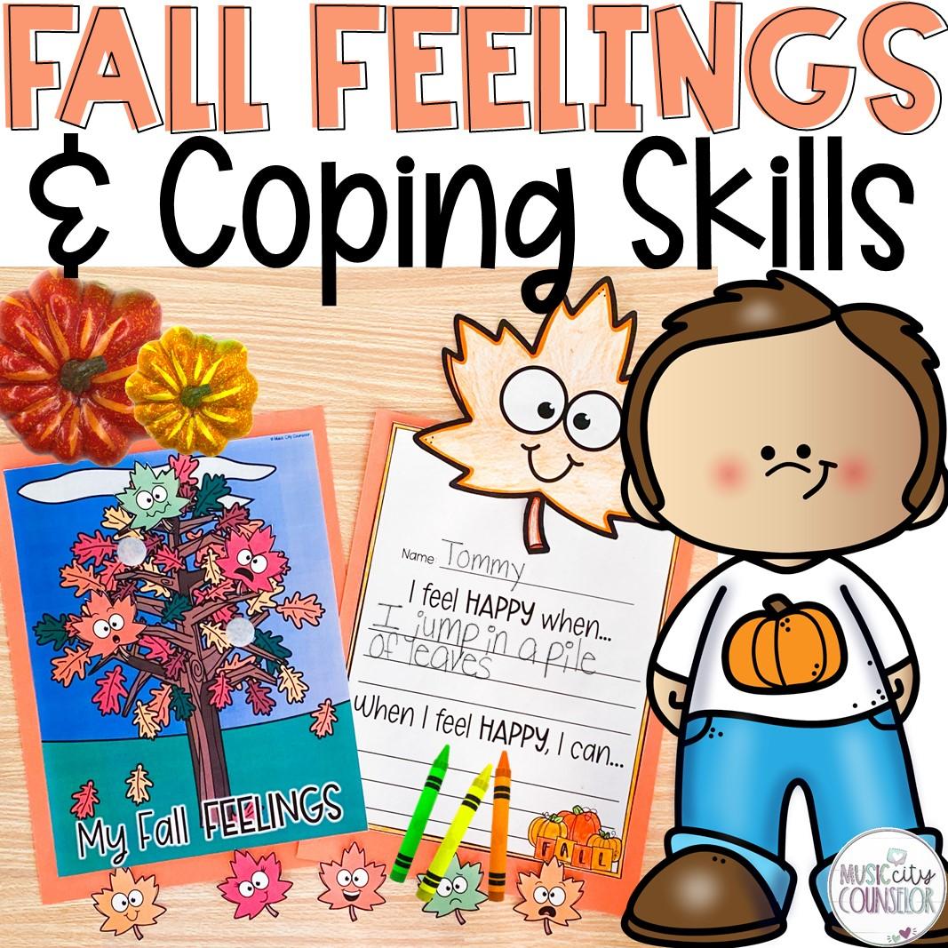 fall feelings coping skills