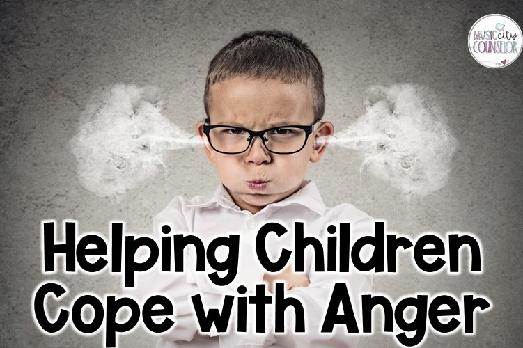 anger management, cope with anger, children, school counseling