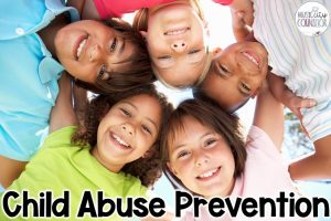 child abuse prevention, safe touch, personal safety, erin's law