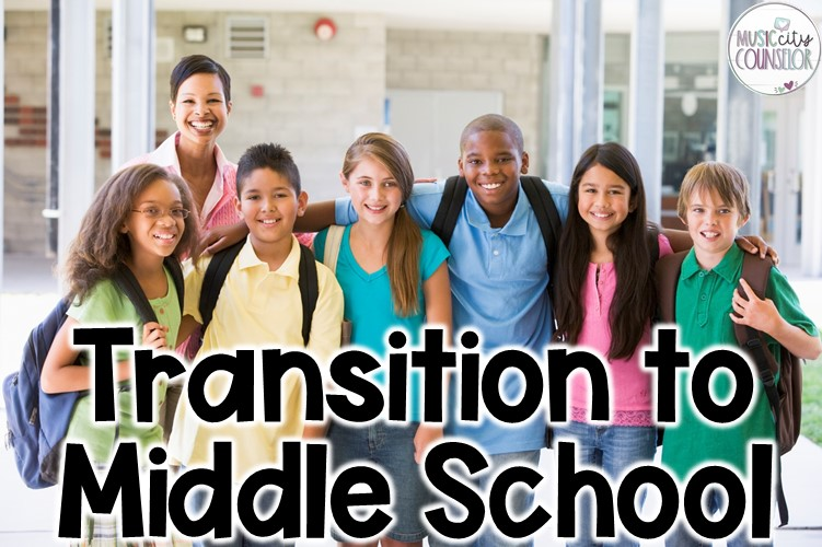 Transition to Middle School: Resources & Tips for Success