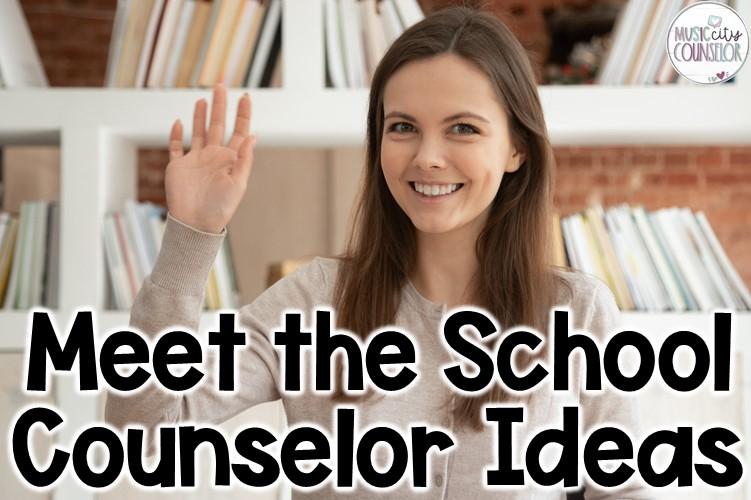Meet the School Counselor Resources